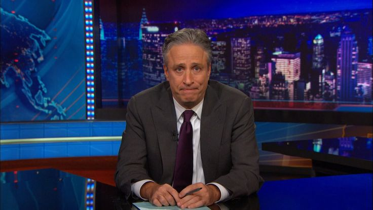 The Daily Show - The Eric Garner Grand Jury Decision  Published on Dec 4, 2014  When a grand jury decides not to indict the police officer whose chokehold led to the death of Eric Garner, Jon struggles to find the humor amidst the tragedy.  http://youtu.be/ov4nrS_TqU0