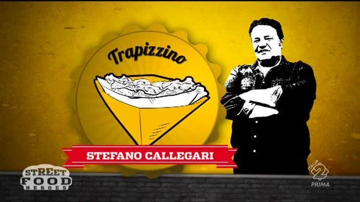 Street Food Heroes #trapizzino
