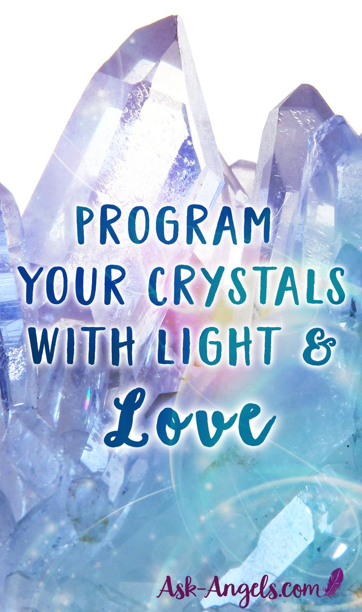 Programming Crystals