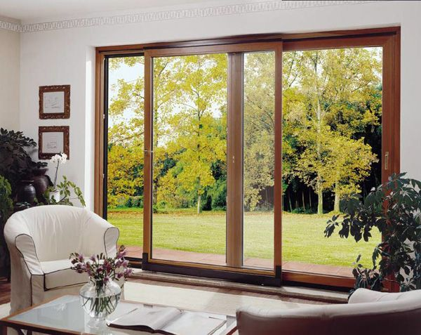 Porta finestra Design - Alulen