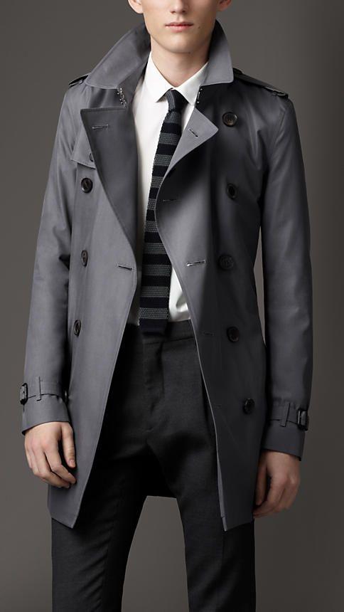 Top 25  best Grey trench coat ideas on Pinterest | Grey coats ...