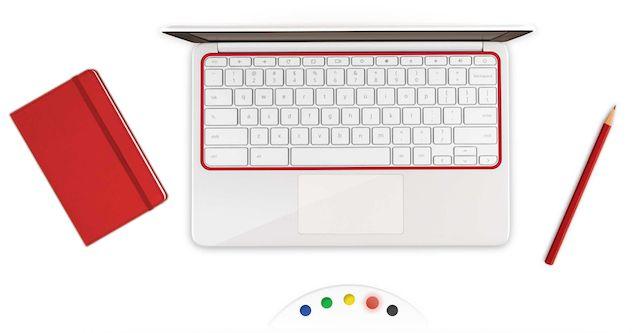 不到萬元的筆電,Google 發表 HP Chromebook 11 | T客邦 - 我只推薦好東西