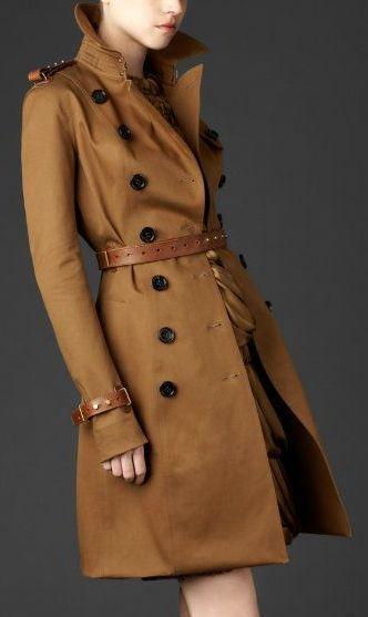 Creme mantel jas