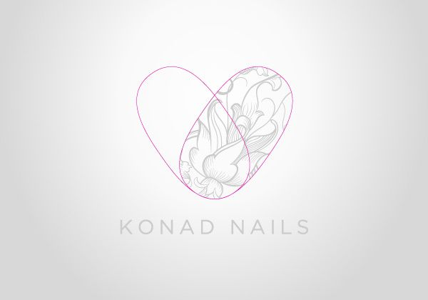 Konad Nails Corporate Identity on Behance
