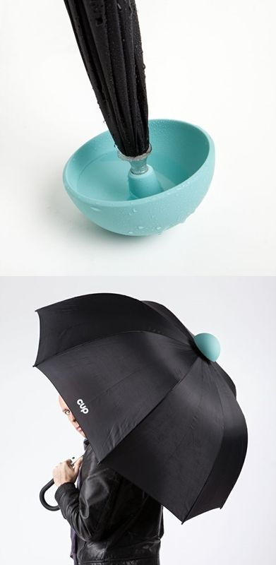 CUP for umbrellas by Alessandro Busana