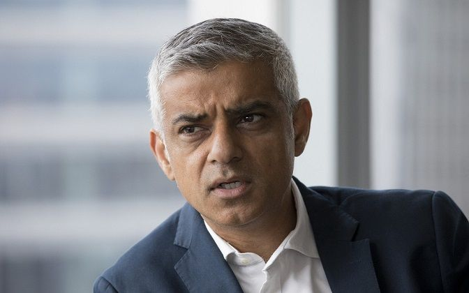 London's first Muslim mayor, Sadiq Khan, has launched a new campaign to promote gender equality and remove the barriers to women's success.