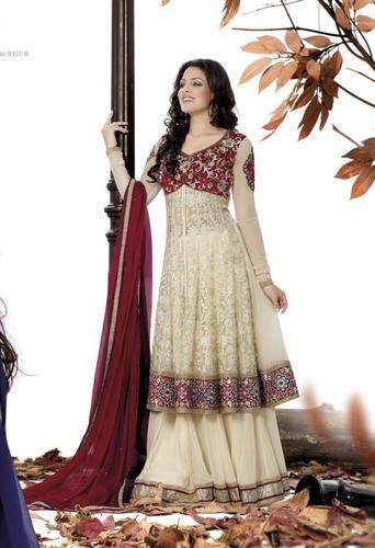 Wedding Bridal ethinc indian pakistani Bollywood Designer salwar kameez suit