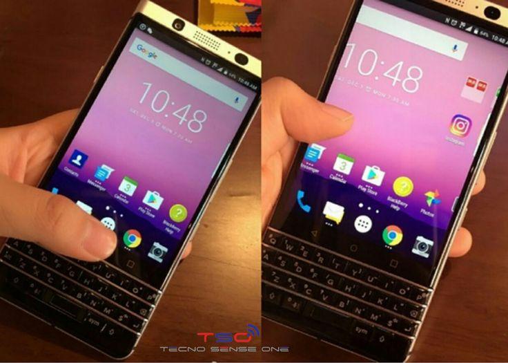 Blackberry Mercury sera presentado   en Enero del 2017         Pues sí, no estamos tan lejos de conocer el nuevo terminal de la canadiense ...
