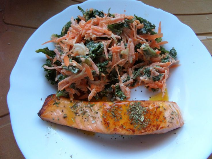Madhouse Family Reviews !: Maille Culinary Challenge : Zingy Mango Salmon with Garlic Kaleslaw @cheryl ng ng pasquier #FridayFoodie