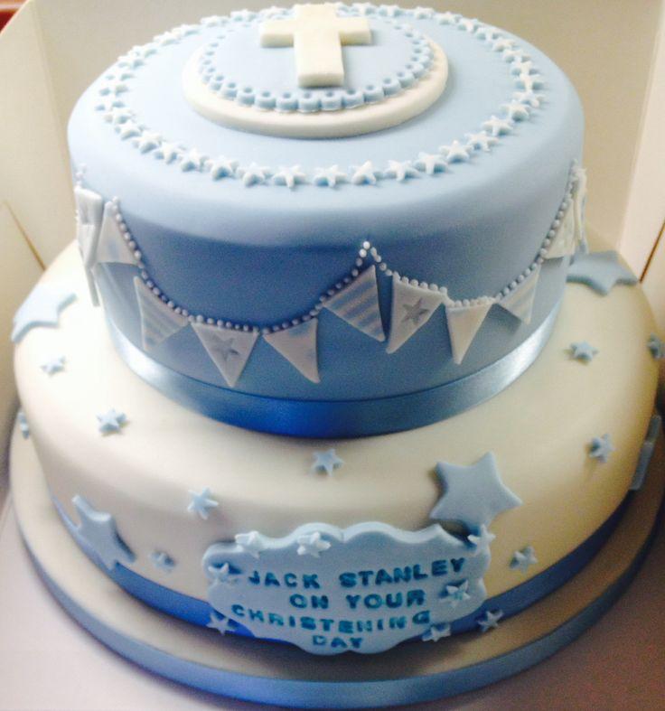 Christening Cake Design Boy : 17 Best images about Boys Christening Cakes on Pinterest ...