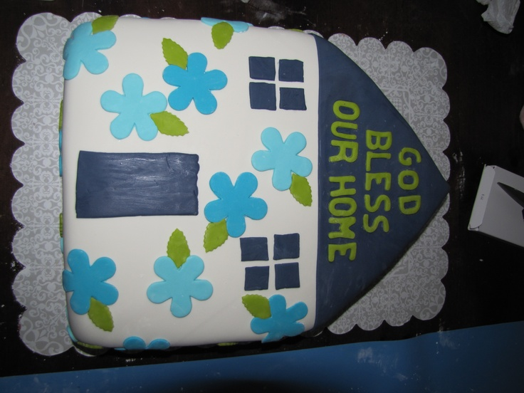 Cake Designs For Housewarming : 10 best ideas about house warming cakes on Pinterest ...