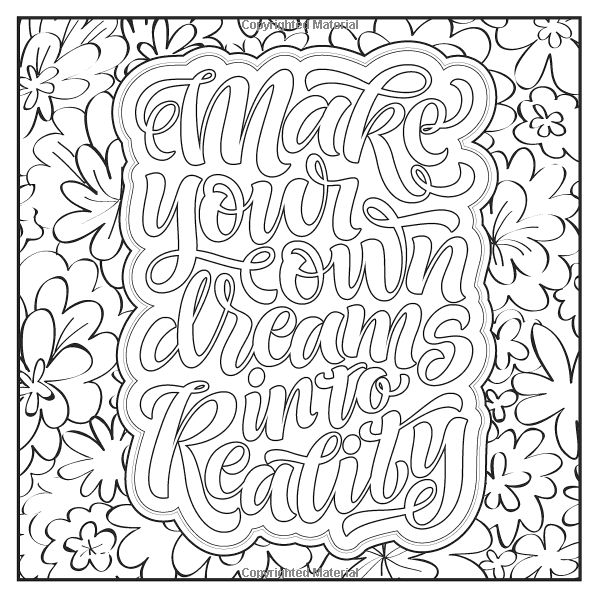 amazoncom power of faith adult coloring book with bonus relaxation music cd included