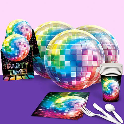 70's Basic Party Pack
