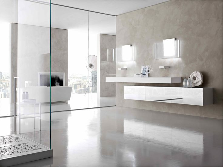 18 Stunning Minimalist Bathroom Designs By Toscoquattro