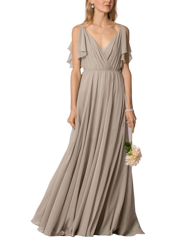 25+ cute Neutral bridesmaid dresses ideas on Pinterest ...