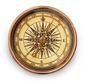 Antique Brass Compass - Download From Over 48 Million High Quality Stock Photos, Images, Vectors. Sign up for FREE today. Image: 3500178