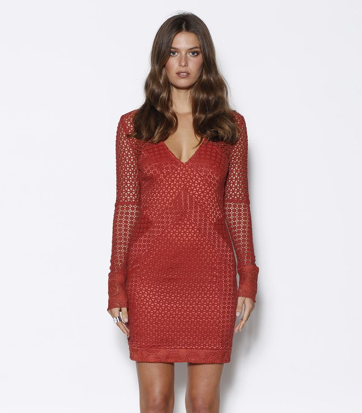 Ministry of Style - Vanish Lace Dress