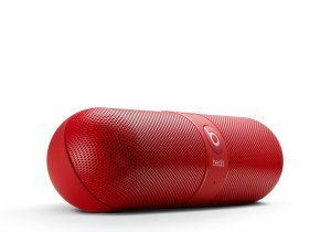 Beats By Dre pill 2.0 Portable Speaker (Red)