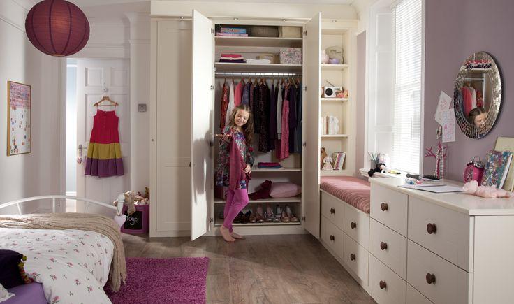 Childrens Fitted Bedroom Furniture: Kids Bedroom Furniture
