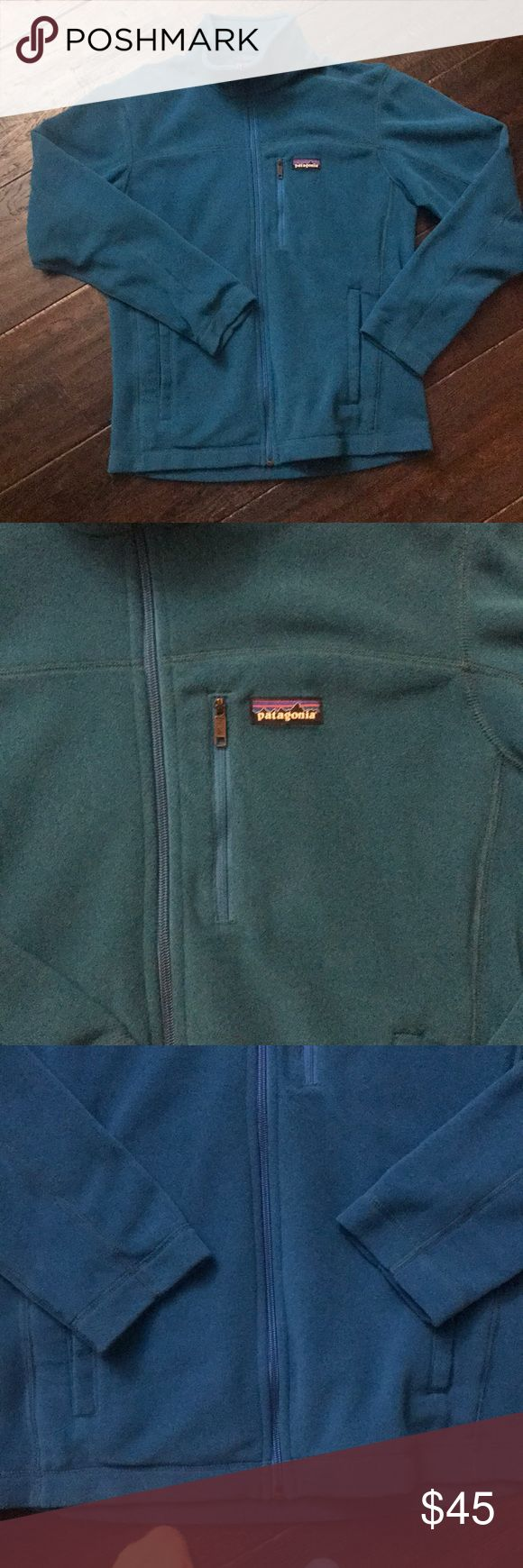 Men's Patagonia jacket Men's Patagonia fleece jacket. Only worn twice, in excellent condition. Patagonia Jackets & Coats