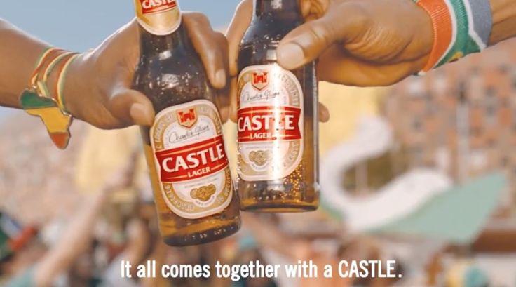 Afrique du sud-Castle-Beer
