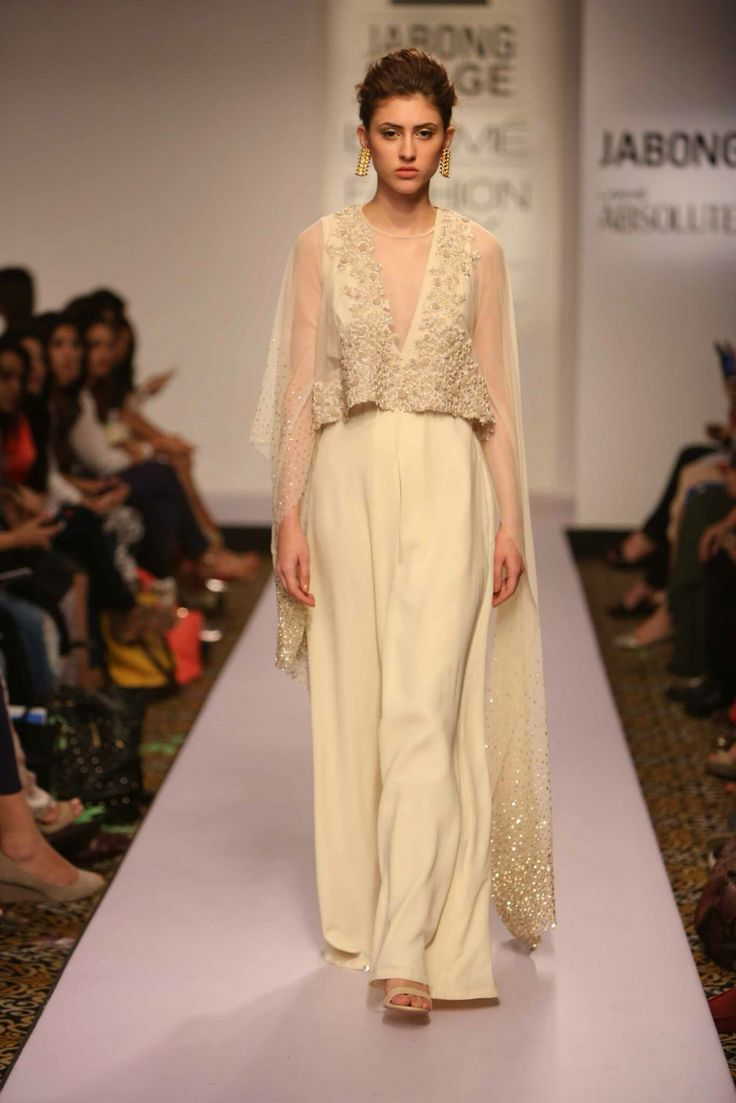 Ridhi Mehra Lakme Fashion Week 2015