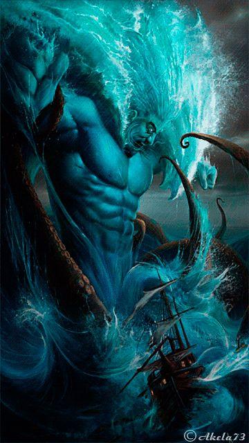 Poseidon by Akela 73