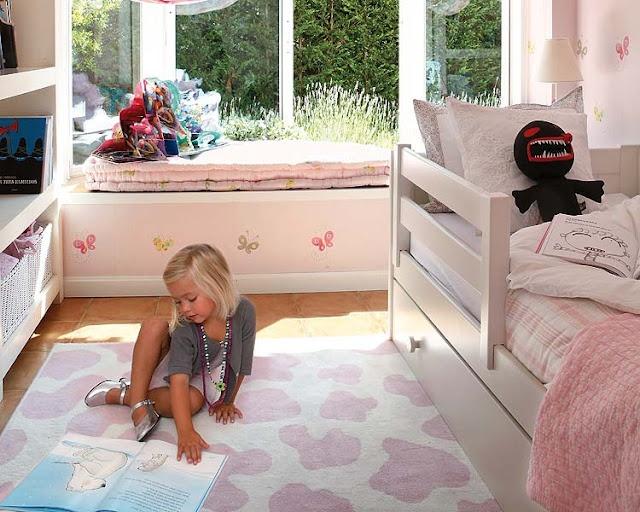 Живи красиво! - блог о дизайне и декоре: Детская комната для девочки