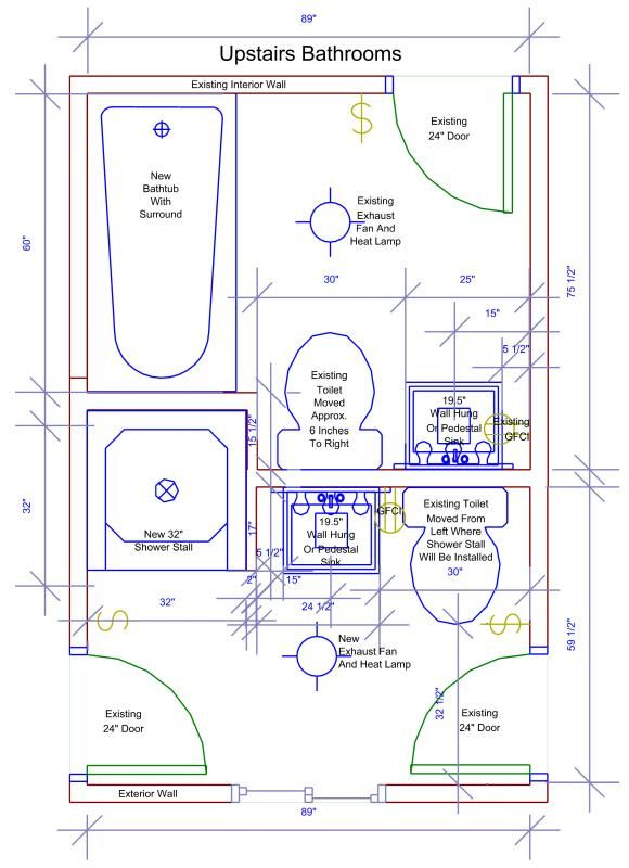 Image result for toilet clearance from wall  Code Layout