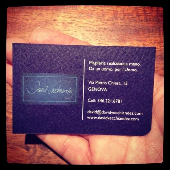 My bussines card www.davidvecchiandez.com