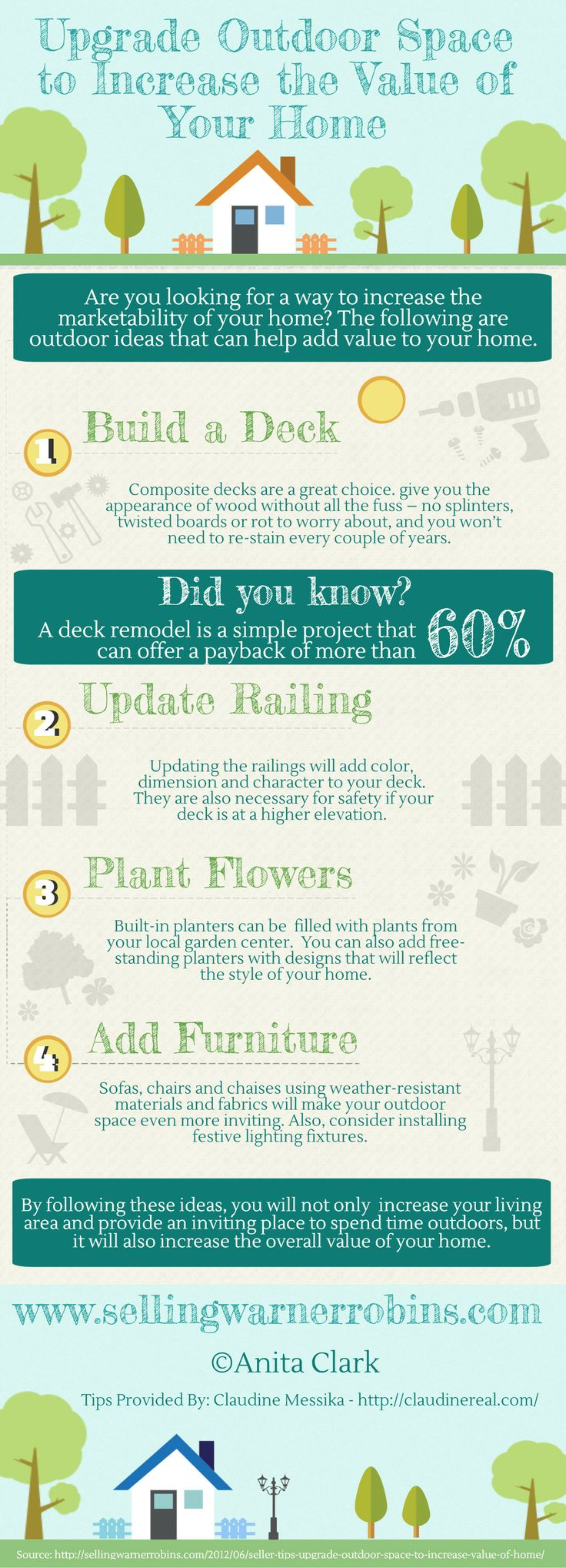 51 best Ideas on Increasing Property Value images on Pinterest ...