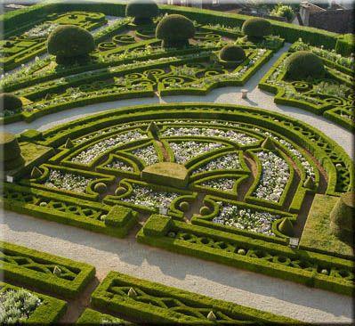 jardins du manoir d'Eyrignac, ♥ Inspirations, Idées & Suggestions, JesuisauJardin.fr, Atelier de paysage Paris, Stéphane Vimond Créateur de jardins ♥