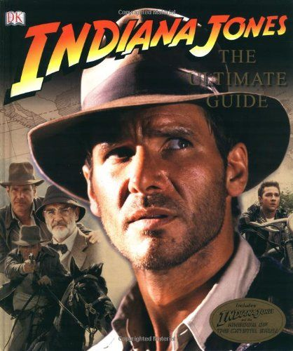 """""""Indiana Jones Ultimate Guide"""" av Jim Luceno - Have already sold this book"""