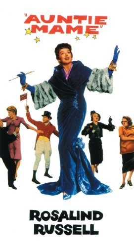 """""""Auntie Mame"""" (1958)."""