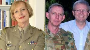 Malcolm/Cate McGregor and K Rudd