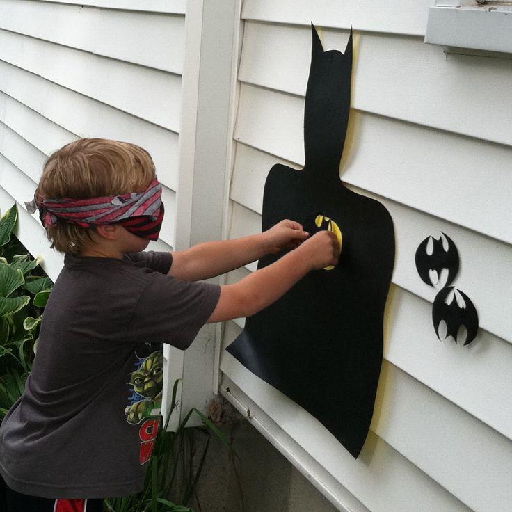 http://veggie-mom.hubpages.com/hub/A-Birthday-Party-for-Batman