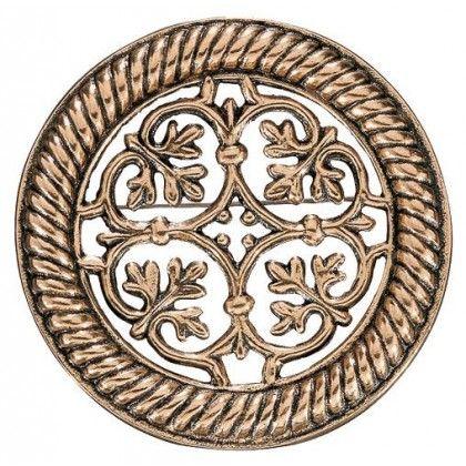 Kalevala Koru / Kalevala Jewelry / Tuukkala brooch / Tuukkalan rintakoru / Material: bronze