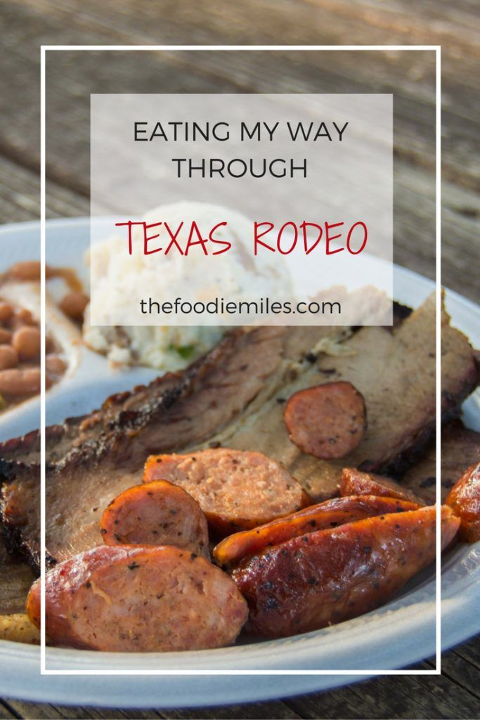 All about Texas rodeo and food you should try there! Click on pin to see mouth-watering pictures of traditional Texas food and read about how it's made!