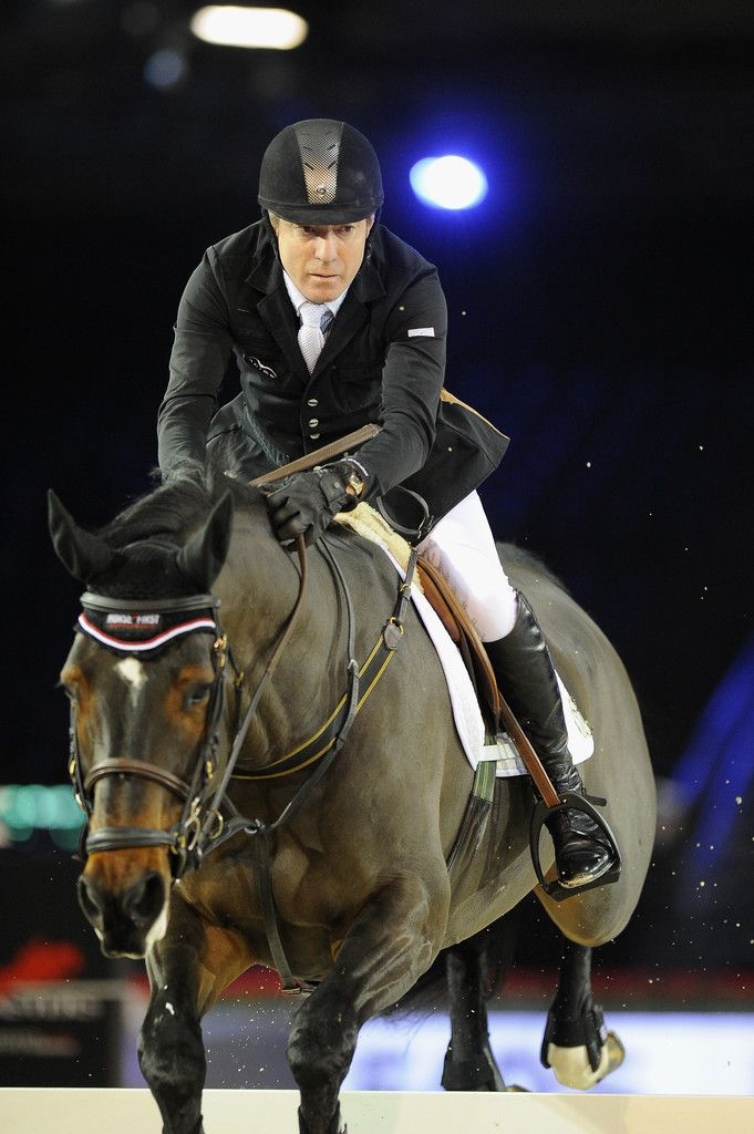 Michael Whitaker Photos: Gucci Paris Masters 2012 - Day 2