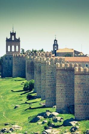 Avila Castilla-León Spain