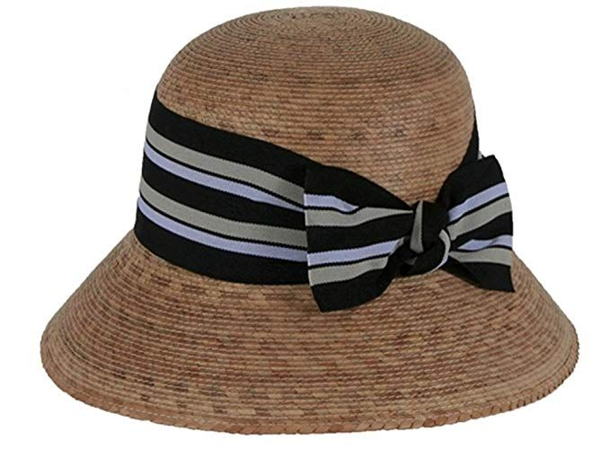 2ebf71a7 Tula Hats - Women's - Ella Multi Striped Bow Palm Hat Review | Sun ...