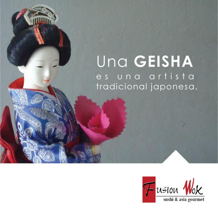 Cultura Asiática - Fusion Wok #culturaasitica #asia #japon #china #tailandia #vietnam #comidaoriental #calico #cali #colombia #restaurante #gourmet