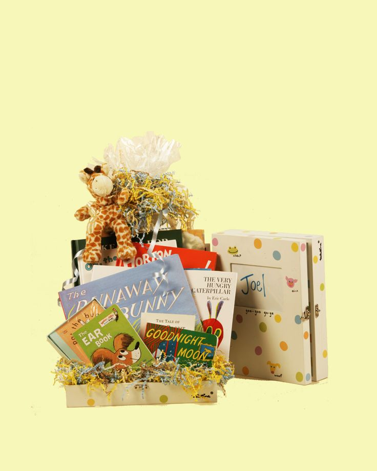 gift-giving: story baskets