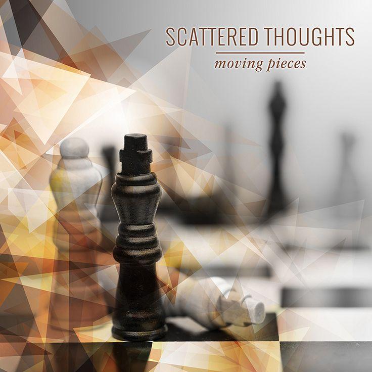 #ScatteredThoughts #PremiumChess #art #illustration #3Dartwork #3Ddesign #chess #LikeableDesign #chesspieces #chessart ♕ ♔ ♖ ♗ ♘ ♙