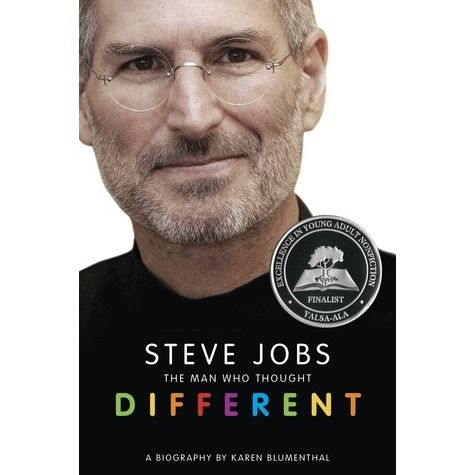 """Your time is limited. . . . have the courage to follow your heart and intuition.""--Steve Jobs   From the start, his path was never predi..."