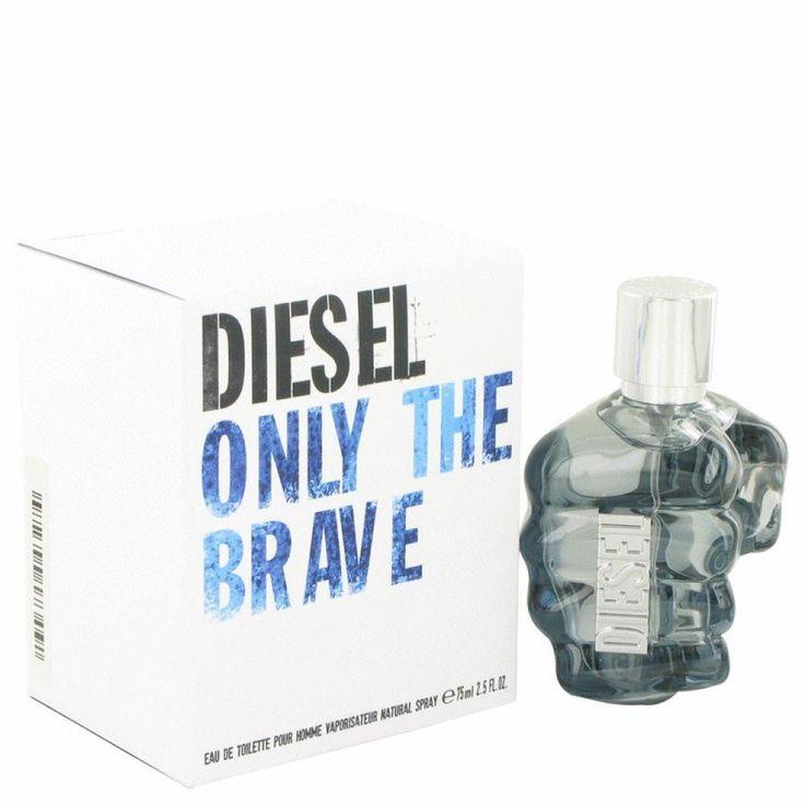 Only The Brave By Diesel Eau De Toilette Spray 2.5 Oz