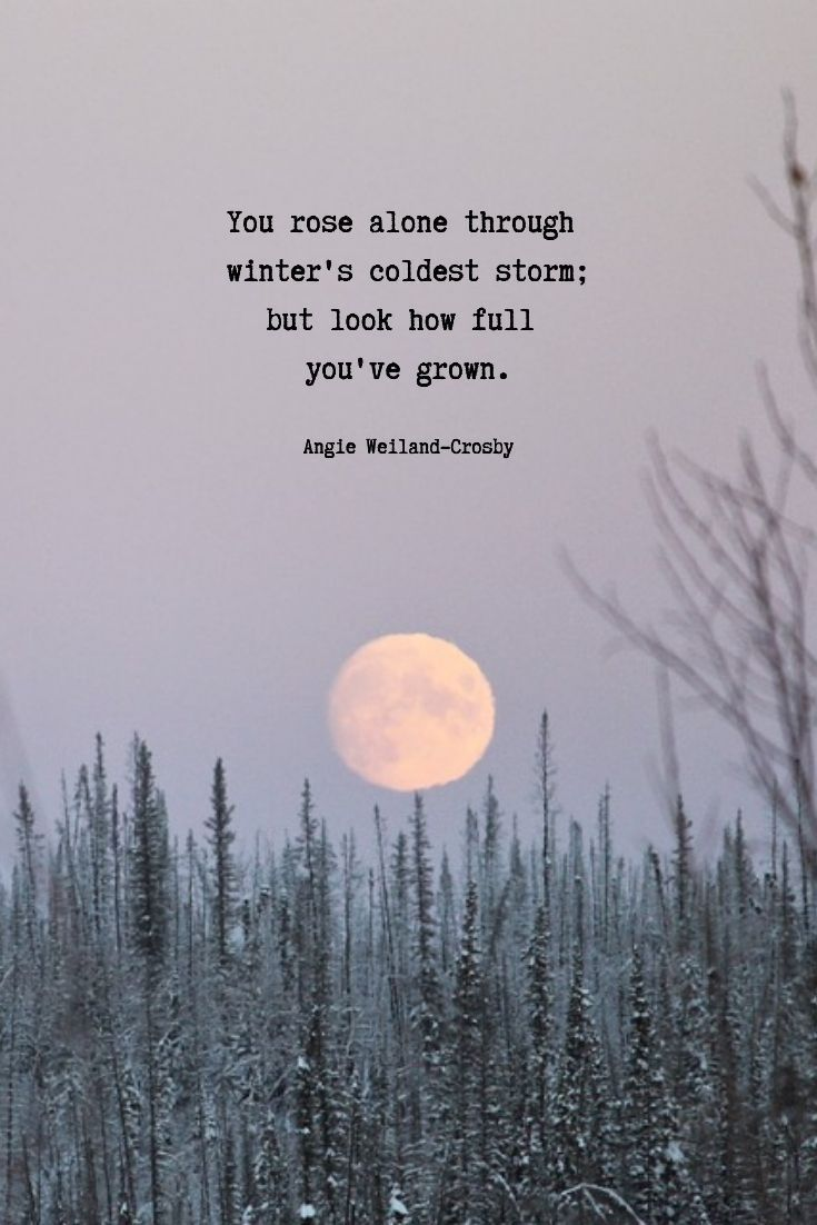 Time For Hope Nature Quotes Moon Quotes Full Moon Quotes