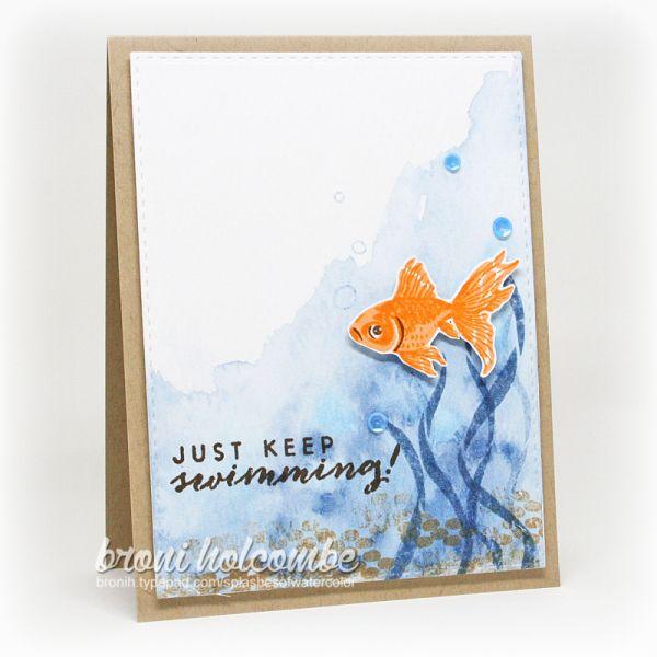 100516 CTD413 Just Keep Swimming