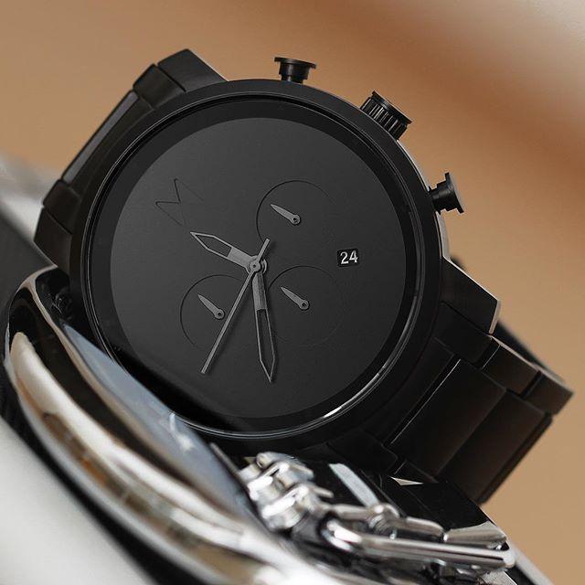 Chrono All Black – MVMT Watches