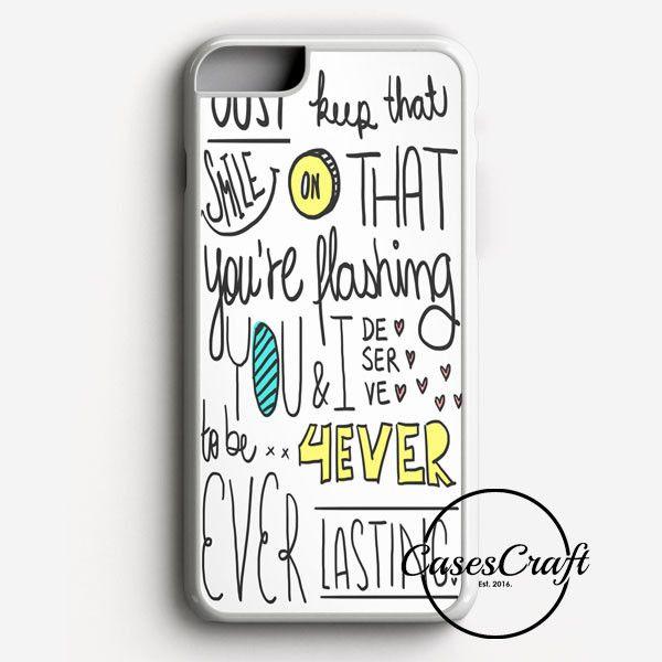 Emblem3 Chloe Lyric Cover iPhone 7 Case | casescraft